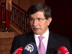 Davutoğlu: Ülkemiz Zarar Görüyor