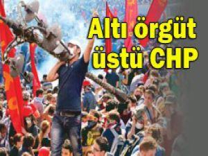 Yeni rota Taksim