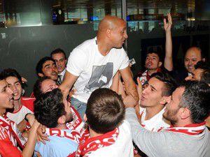 Roberto Carlos resmen Sivassporda