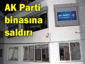 İzmirde saldırı