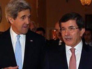 Davutoğlundan Kerrye Gezi Parkı tepkisi