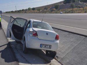 Cihanbeylide trafik kazası