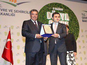 Selçuklu Belediyesi Türkiye ikincisi oldu