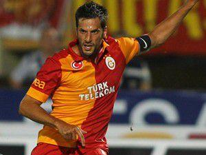 Galatasaray 3 yıllık sözleşme imzaladı