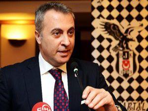 """""""Biz tekrar Beşiktaşı ayağa dikiyoruz"""