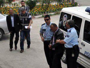 Akşehirdeki cinayete 3 gözaltı