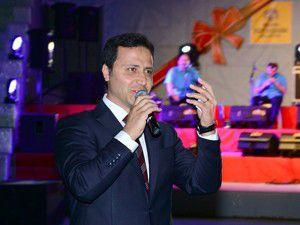 KOMEK Orhan Hakalmaz konseri düzenlendi.