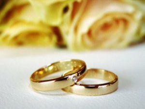 Mutlu evlilik için sertifika aldılar