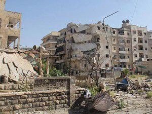 Suriyede çatışmalar sürüyor