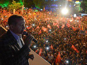 Erdoğan dış basında gündem oldu