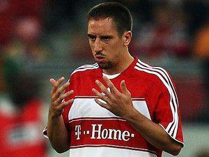 Almanyanın en iyisi Frank Ribery