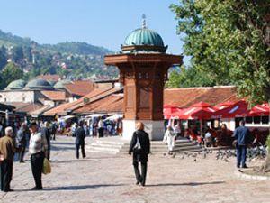 Kültür Park a Saraybosna Sebili yapılıyor