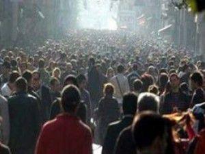 BMye göre Türkiyenin nüfusu