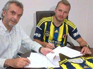 Kadlec Fenerbahçede