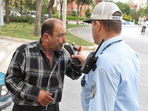 Alkollü sürücüye bakın neden ceza yazılmadı!
