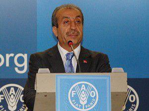 Türkiyenin FAO Konseyi üyeliği için destek istedi