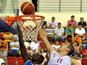 Türkiye basketbolda 3 karşılaşma yapacak