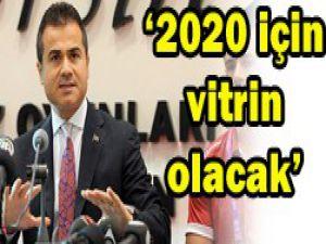 2020 vizyonumuzun vitrini