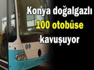 Konyalı otobüslerine kavuşuyor