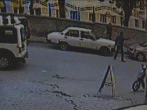 Hırsız, vatandaşın görmesiyle yakalandı