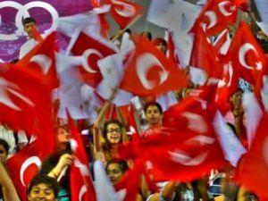 17. Akdeniz Oyunlarının açılışı yapıldı