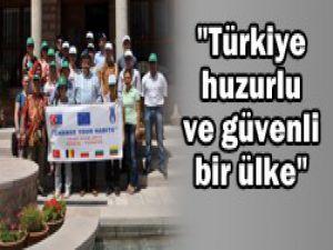 Alışkanlıklarını Türkiyede değiştirdiler