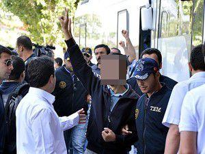 Ankara Gezi Parkı eylemine 23 tutuklama