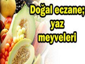 Uzmanlara göre, meyvelerin faydaları
