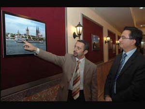 Türk - Alman dostluğu fotoğraflarla sergilendi