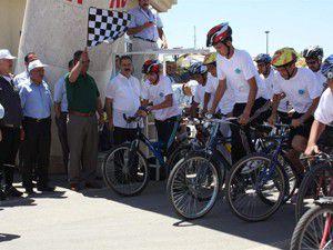 6.Karatay bisiklet yarışları devam ediyor