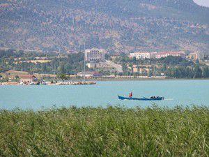 Beyşehir Gölünün suyunu istiyorlar