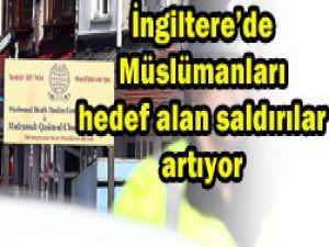 Müslümanlara saldırılar artıyor