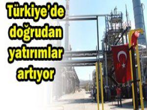 Türkiyeye yatırım akıyor