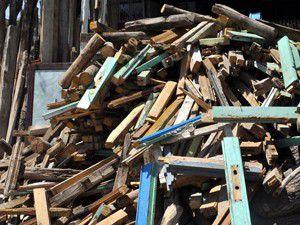 Fırınlarda boyalı odun kullanımına dikkat