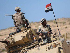 Mısır ordusu teyakkuza geçti