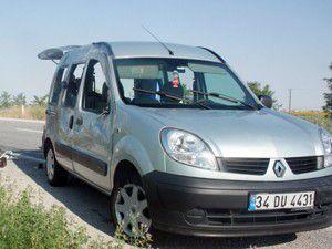 Aksaray Konya yolunda trafik kazaları; 1 ölü 8 yaralı