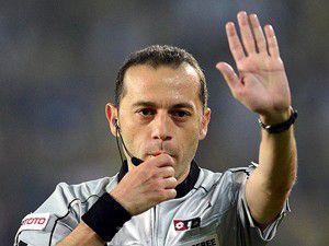 Çakır Mali-Meksika maçını yönetecek