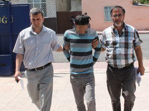 Marmariste bıçakladı Konyada yakalandı
