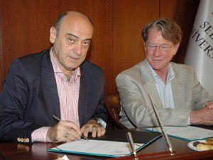 Selçuk Üniversitesinde büyük anlaşma