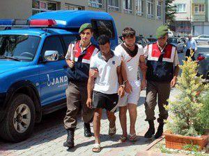 Genç kızı kaçıranlar tutuklandı