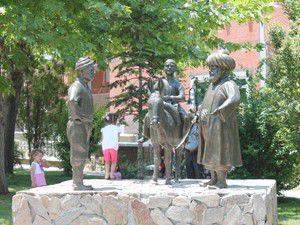 Akşehir Turizm Vadisine 13 heykel