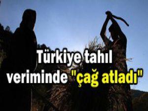 Türkiye büyük mesafe kat etti