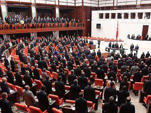 Meclis Başkanlığı için adaylar belli oldu