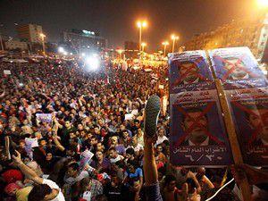 Mısırda gösteriler sürüyor