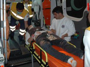 Konyada 15 yaşında kız pencereden düştü