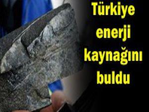 Türkiyenin yeni enerji kaynağı
