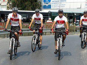 Srebrenitsaya bisikletle yolculuk