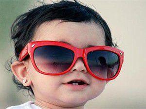 Güneş gözlüğü sadece aksesuar değil