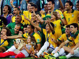 Konfederasyon Kupası Brezilyanın