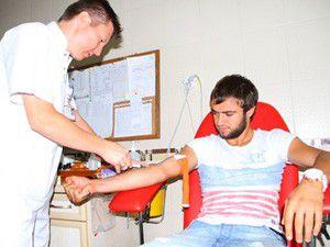 T.Konyasporlu oyuncular kontrolden geçti